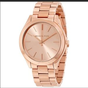 Michael Kors Rose Gold •Authentic• Watch